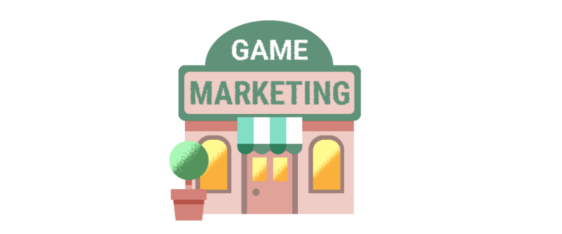 Game marketing shop