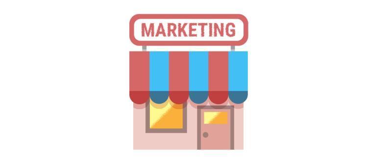 Marketing stand