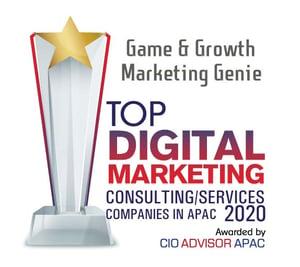 Game  Growth Marketing Genie Award 1